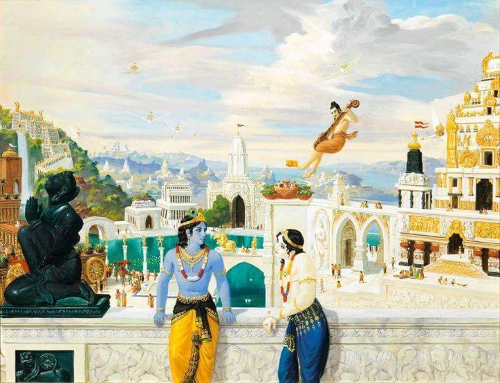 Mahabharat: Dwarka