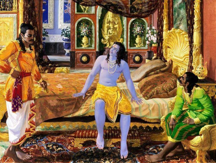 Mahabharat wallpaper | Krishna Wallpaper