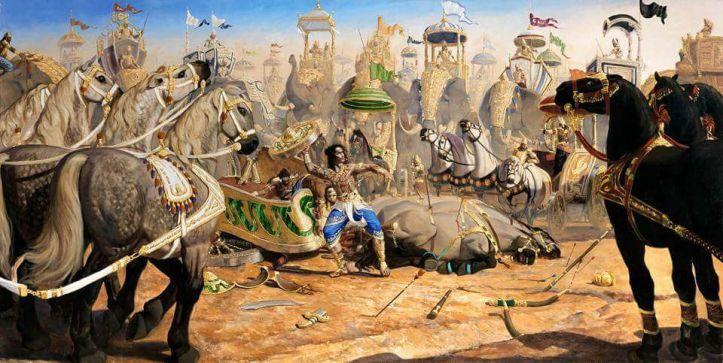 Mahabharat: abhimanyu