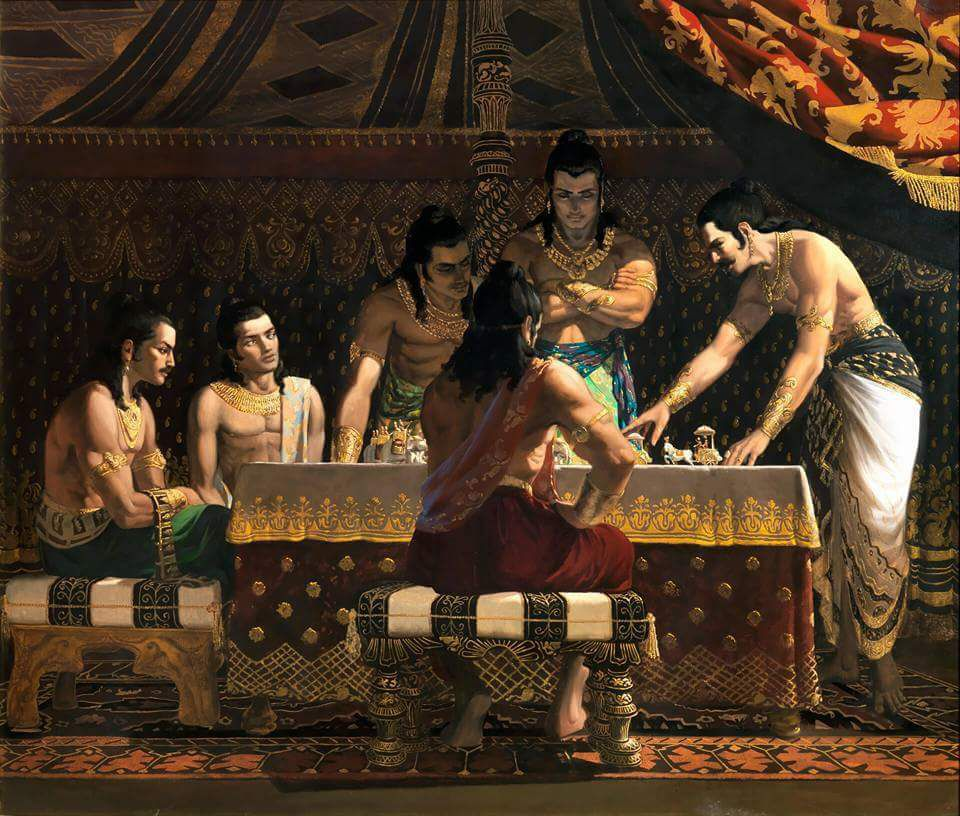 mahabharat wallpaper