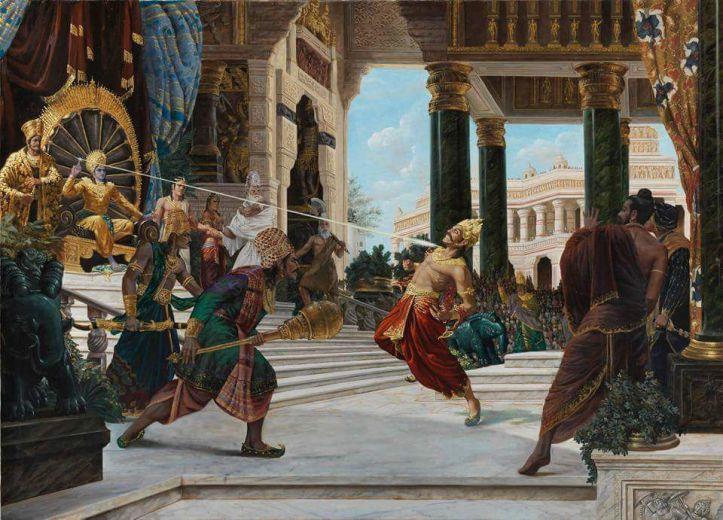 Mahabharat: Krishna Shisupal