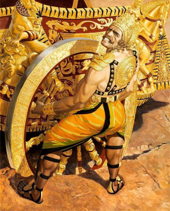 Mahabharat Battle: Karna
