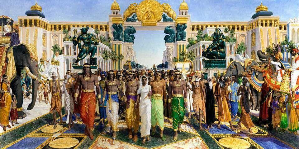 Mahabharat: Pandavs
