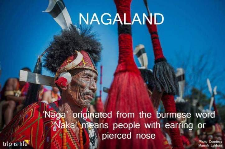 States of India: Nagaland Meaning