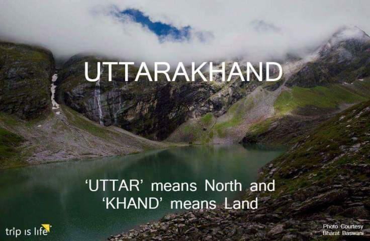 States of India: Uttarakhand Meaning