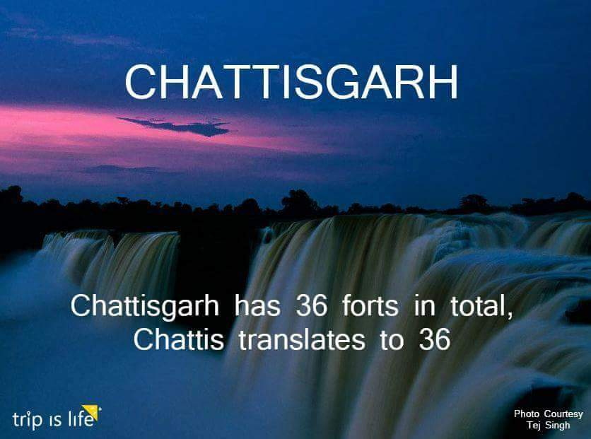 States of India: Chattisgarh Meaning