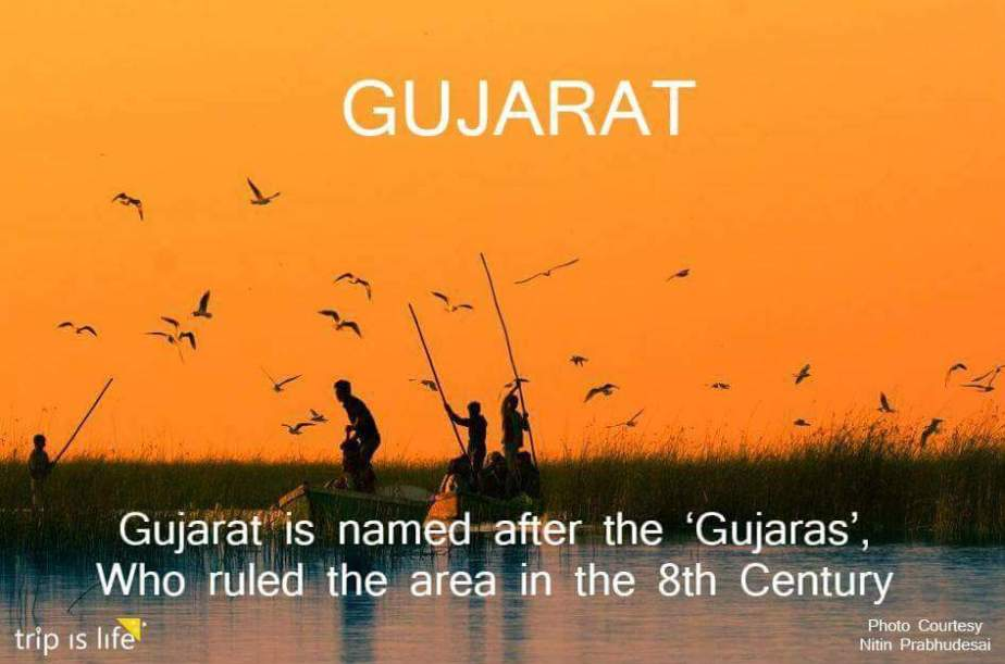 States of India: Gujarat Meaning