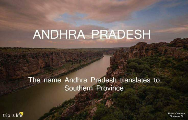 States of India: Andra Pradesh Meaning