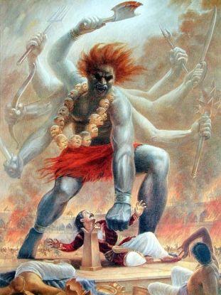 Virbhadra Shiv's Avatar